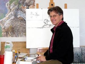 Juan Varela Simó, un referente en ilustración de guías y libros de naturaleza