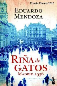 """Reseña: """"Riña de Gatos"""" de Eduardo Mendoza"""