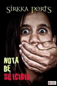 'Nota de suicidio' una novela corta no apta para lectores sensibles