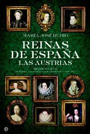 reinas de españa las austrias