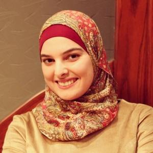 روان دعاس: مصورة شابة من الأردن