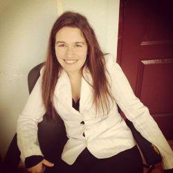 Aurora Ruiz Vique, periodista, escritora y diseñadora
