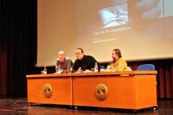 Un momento de la presentación// Mariano Pedrera