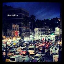 عمان في الليل