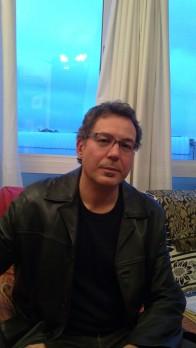 El autor Dioni Arroyo Merino