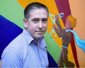El escritor de relatos Juan Luis Galán