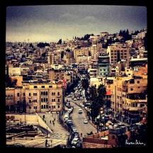شوارع عمان