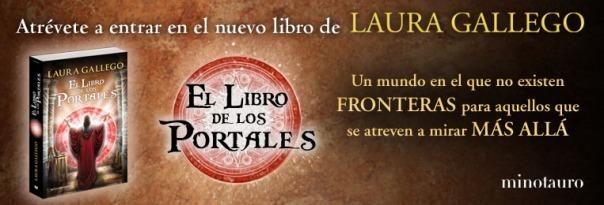 Banner de la nueva novela de Laura Gallego