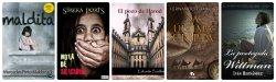 Algunos ebooks de escritores indies