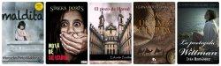 Algunos ebooks de escritores indies