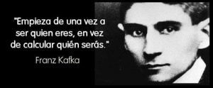 La frase del día.. Kafka