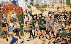 La batalla de Hattin