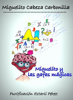 Portada Miguelito y las gafas mágicas