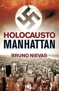 Portada de la 2ª novela de Bruno Nievas / Ediciones B