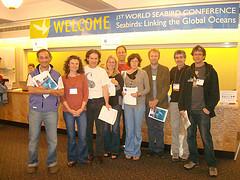 Primera Conferencia Mundial de Aves Marinas