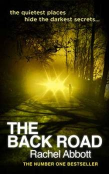 The cover of her next book 'The Back Road'