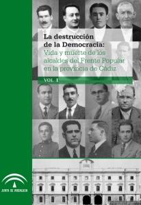 Santiago Moreno redescubre a los gaditanos la historia de los alcaldes del Frente Popular