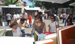 Feria del Libro de Toledo en la Plaza de Zocodover