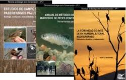 Coleccion Tecnicas en Biologia de la Conservacion