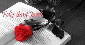 Firmas de libros de Sant Jordi 2013 en Barcelona