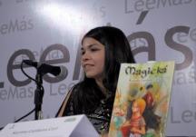 Karime Cardona, Premio FeNaL-Norma de novela juvenil / eslocotidiano.com