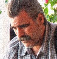 El escritor Álvaro Díaz
