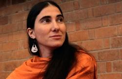 Yoani Sánchez, filóloga y periodista cubana