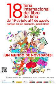 Cartel de la Fil Lima 2013