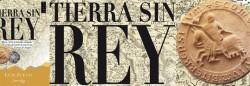 Banner de la nueva novela histórica del escritor zaragozano