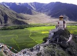 Monasterio Tibet