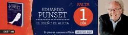 Mañana sale publicada la nueva obra de Eduardo Punset