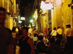 El Barrio de Alicante, zona plasmada en la novela