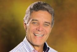 César Landaeta, psicólogo y escritor-conversador venezolano de Isla de Margarita