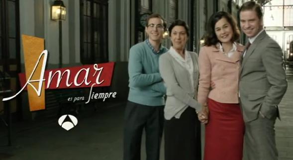 Ese brillo en tus ojos es el debut de sergio barrej n en - Antena 3 tv series amar es para siempre ...