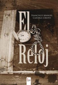 Portada del primer libro de Francisco Manuel Cazorla Crespo