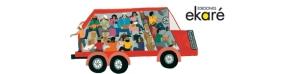 Banner de Ediciones Ekaré, editorial que publica libros para niños y jóvenes