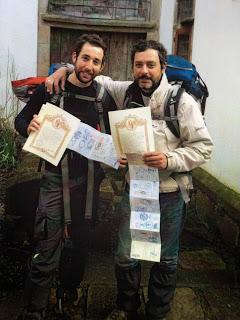 """Los autores / Fuente: El blog """"Almoradí 1829"""""""