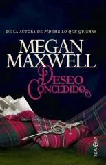 Nueva novela de Megan Maxwell