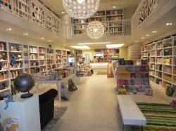 Visita obligada a la librería simplemente por su belleza
