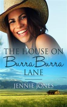 Cover of 'The House on Burra Burra Lane' by Jennie Jones