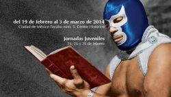 XXXV Feria Internacional del Libro del Palacio de Minería 2014