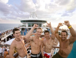 Crucero gay-friendly