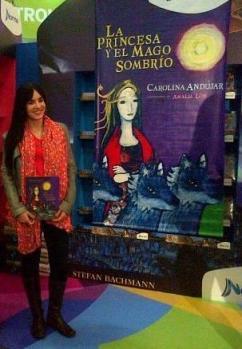 Lanzamiento oficial en la FIL Bogotá 2013