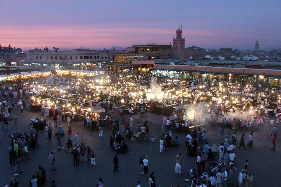 Rese a pasi n en marrakech de mar montilla - Fotos marrakech marruecos ...