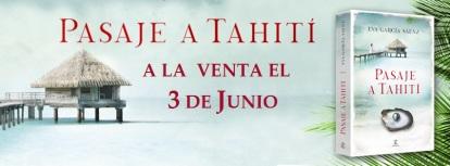 Nueva novela de Eva García Sáenz