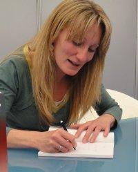 Alicia G. García, la autora
