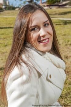 La escritora petrerense Isa Romero Cortijo. Fuente: petreraldia