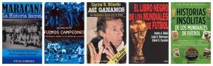 Libros publicados en Sudamérica sobre el Mundial