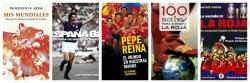 Libros publicados en España sobre el Mundial y nuestra selección
