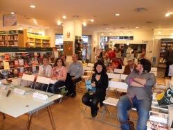 """Presentación de """"Pablito no quiere nacer"""" en Casa del Libro de Alicante"""